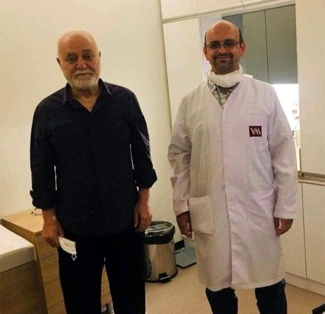 Koronavirüsü yenen Nihat Hatipoğlu gelen soru sonrası içini döktü 1