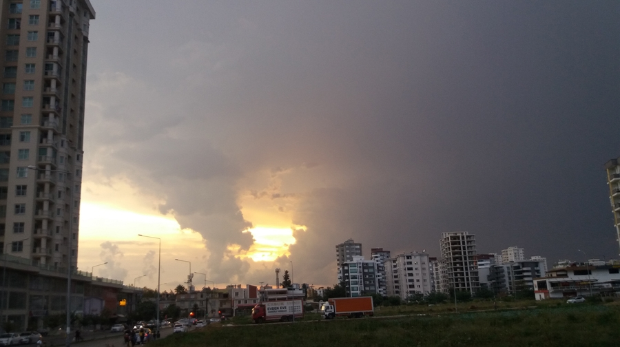 Adana'da ve ruhumda akşam 1