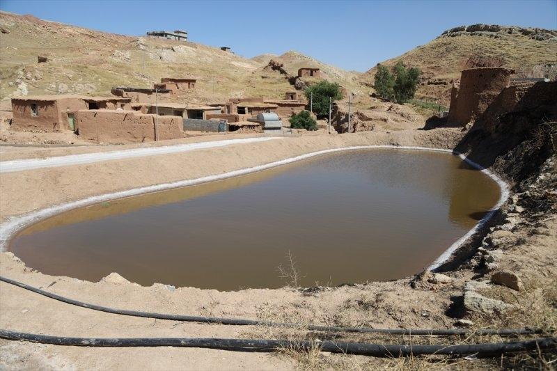 Süleymaniye'de 200 yıldır kaynak suyundan tuz üretiliyor 12