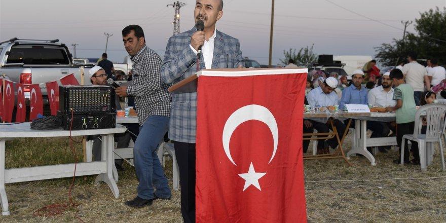 """Vali Demirtaş: """"Gözünü bu topraklara dikenlerle mücadelemiz sonsuza kadar sürecek"""""""