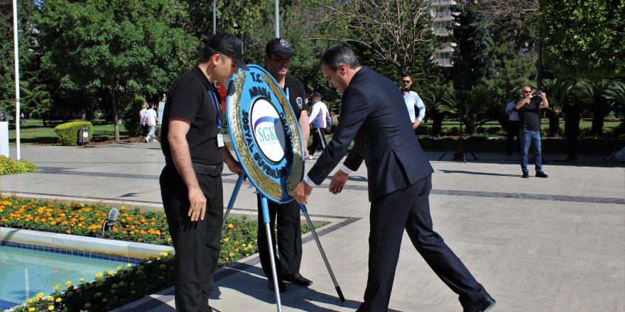 Adana'da Sosyal Güvenlik Haftası etkinlikleri