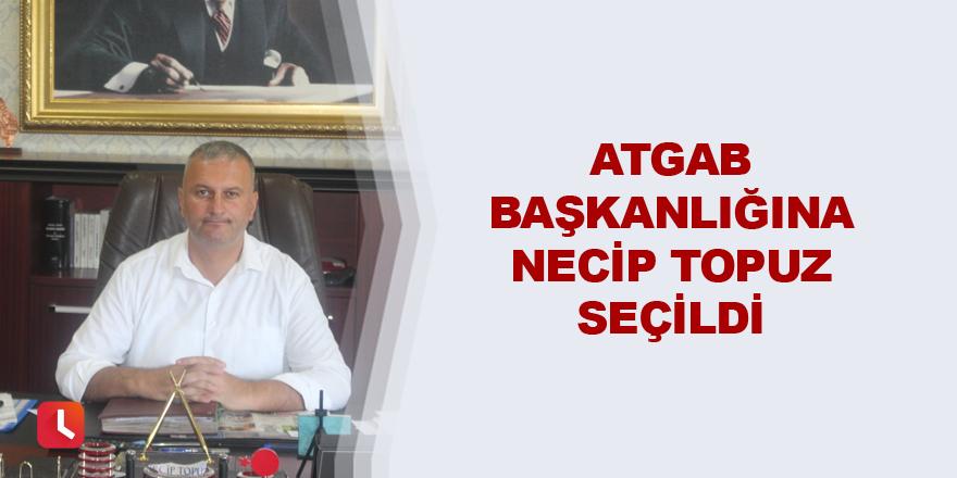 ATGAB başkanlığına Necip Topuz seçildi