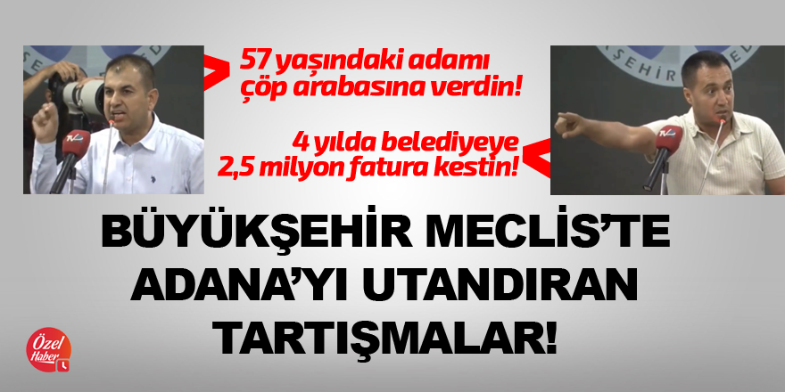 Mecliste İmamoğlu tartışması!