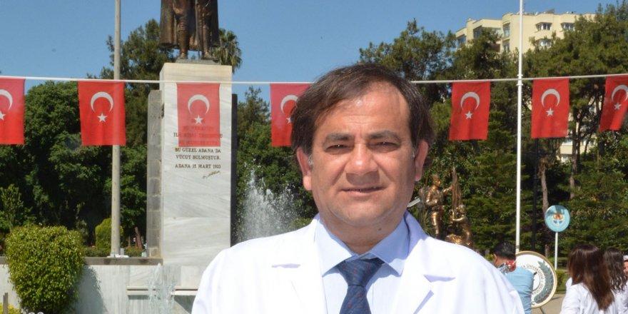 Adana Eczacı Odası Başkanı: Kendi ilacımızı üretmeliyiz