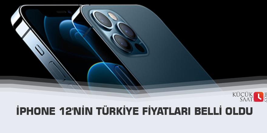iPhone 12'nin Türkiye fiyatları belli oldu