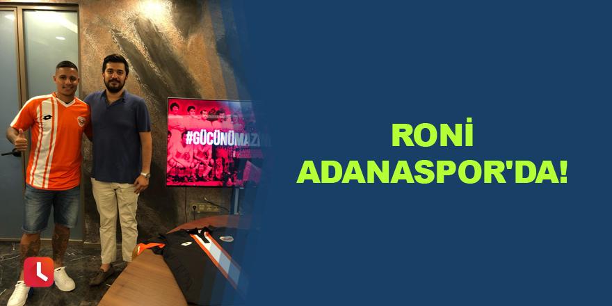 Roni Adanaspor'da