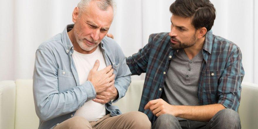 Kalp yetersizliği şikayetinde artış