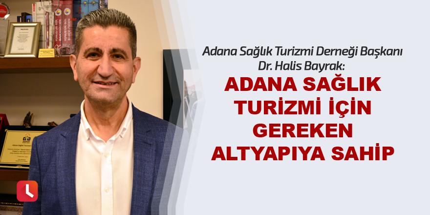 Adana sağlık turizminde hedef büyüttü
