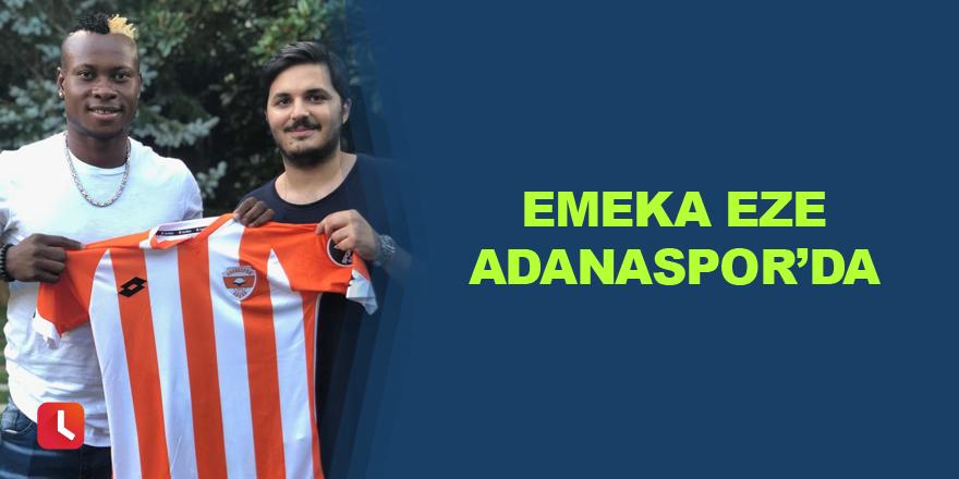 Emeka Eze Adanaspor'da