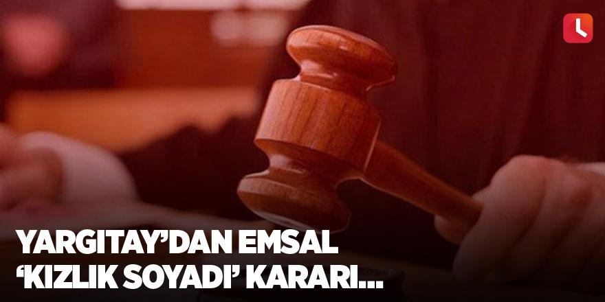 Yargıtay'dan emsal 'kızlık soyadı' kararı…