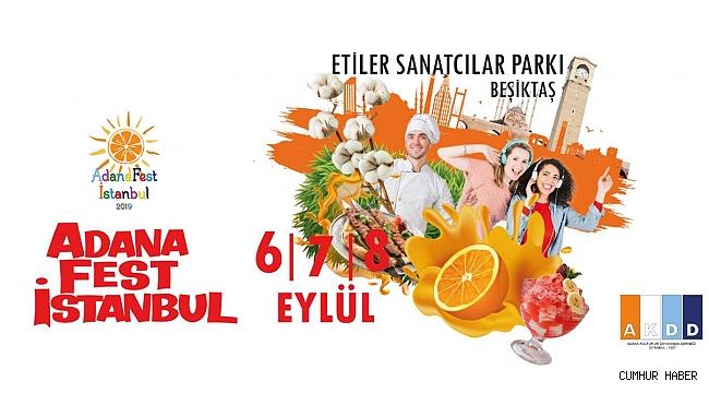 AdanaFest İstanbul'da