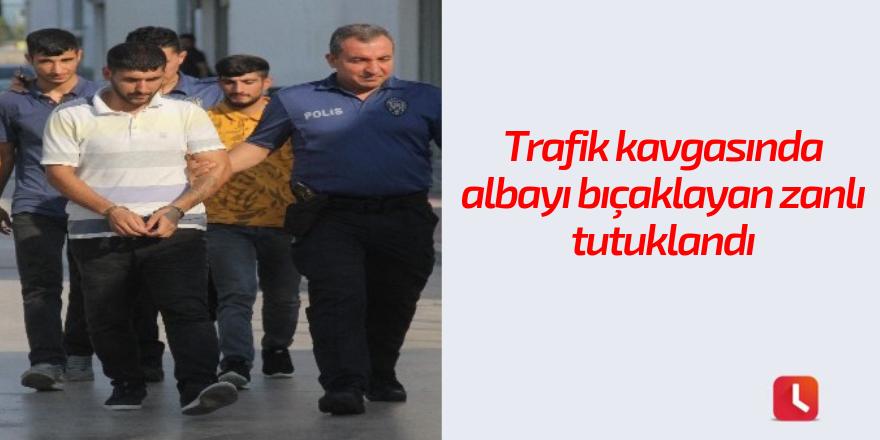 Trafik kavgasında albayı bıçaklayan zanlı tutuklandı