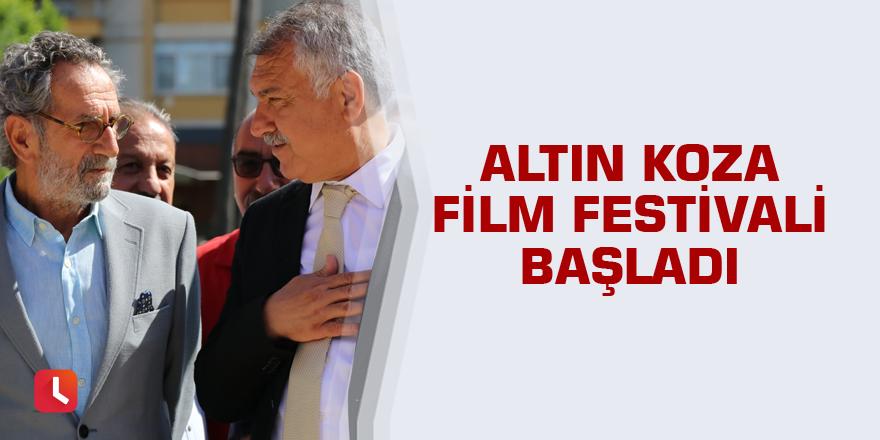 26. Uluslararası Adana Altın Koza Film Festivali başladı