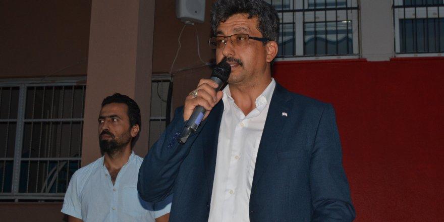 Kozan'da Kızılaydan 400 kişiye iftar