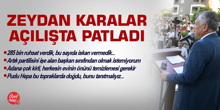 """""""Adana'nın cazibesini artıran her proje için minnettarım"""""""