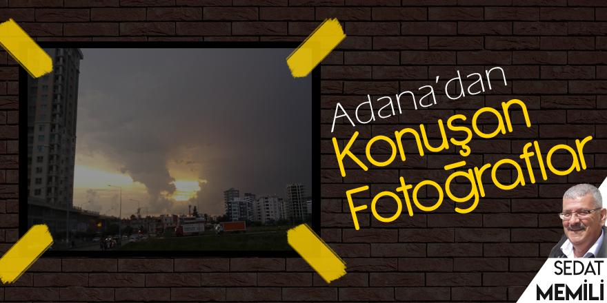 Adana'da ve ruhumda akşam