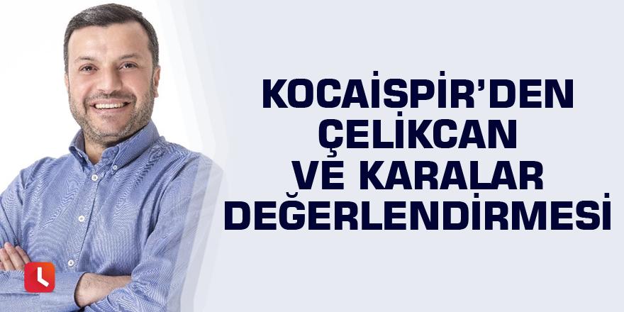 Kocaispir: Adana için iş birliğimiz iyi ilerliyor