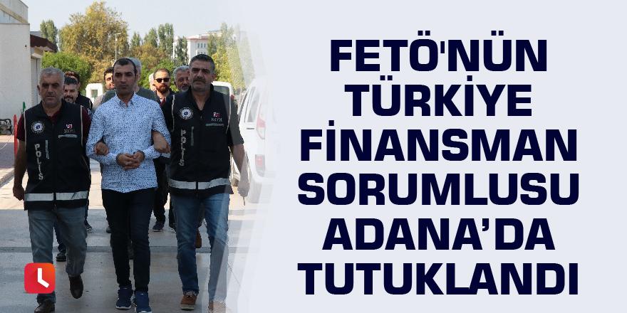 FETÖ'nün Türkiye finansman sorumlusu tutuklandı