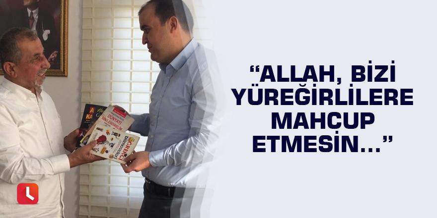 """""""Allah, bizi Yüreğirlilere mahcup etmesin..."""""""