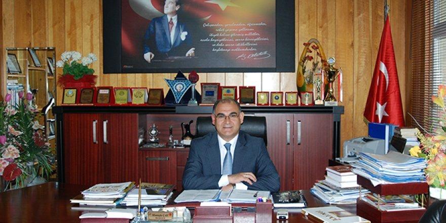 Pozantı Belediye Başkanı Mustafa Çay CHP İlçe Başkanına veryansın etti..