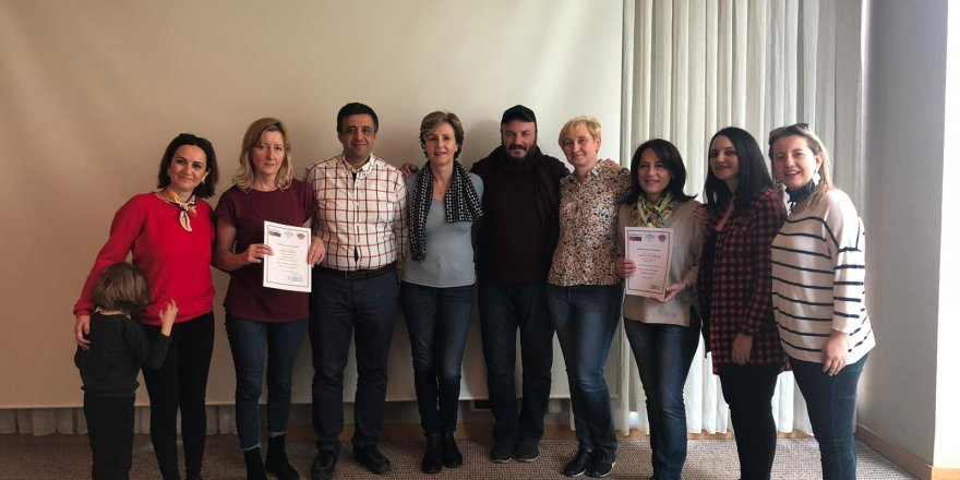 Avrupalı eğitim kurumları su kaynakları ve sağlık hizmetleri toplantısı için Adana'da toplandı