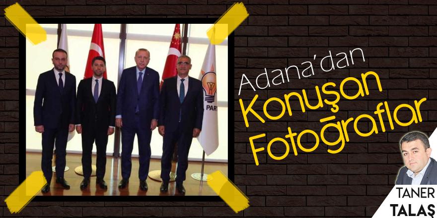 AK Parti Genel Merkezi'nde o anı ölümsüzleştirdiler!