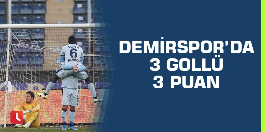 Osmanlıspor-Adana Demirspor maç sonucu: 2-3