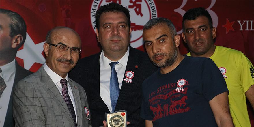 Adana Amatör Spor Kulüpleri Federasyonundan iftar yemeği