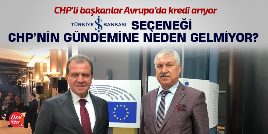 İş Bankası seçeneği CHP'nin gündemine neden gelmiyor?