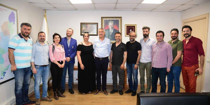 Oyuncular Sendikası'ndan Zeydan Karalar'a destek sözü