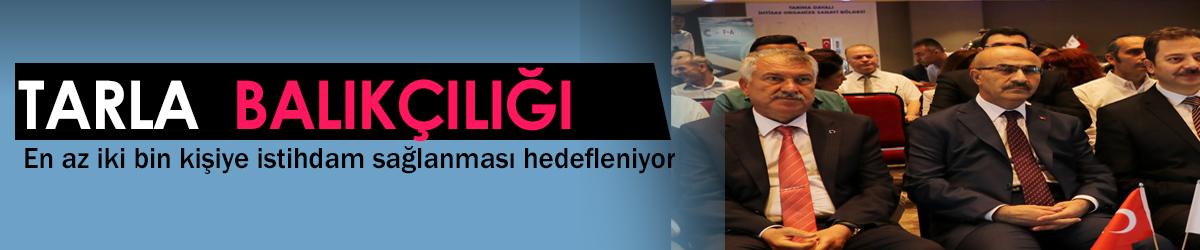 Türkiye'de bir ilk '' Tarıma Dayalı İhtisas Organize Sanayi Bölgesi''