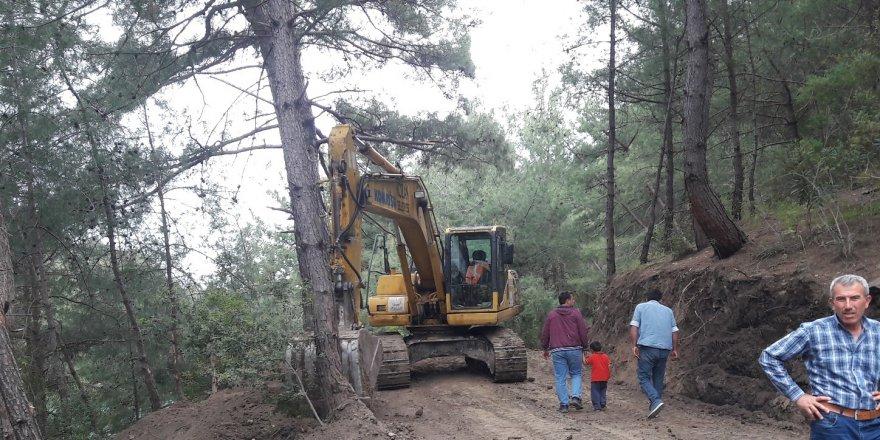 Sodes Yürüyüş Yolu ve Dağılcak Mesire Alanı yeniden açıldı !