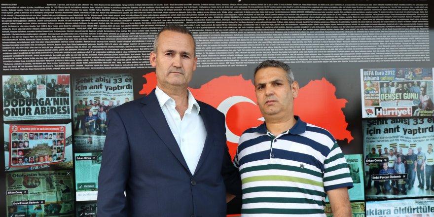 Bingöl katliamından kurtulan asker: ''Sorumlular cezalandırılsın''