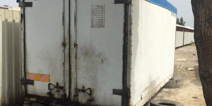 2 bin 350 Litre kaçak akaryakıt ele geçirildi