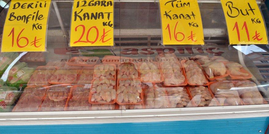 Tavuk fiyatları son 3 ayda yüzde 50 yükseldi