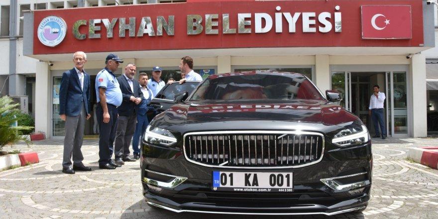Başkan Kadir Aydar makam aracı uygulamasına son verdi