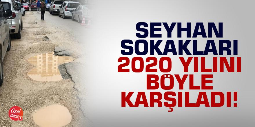 Seyhan'da 2020'ye 40 günlük ayıpla girildi...