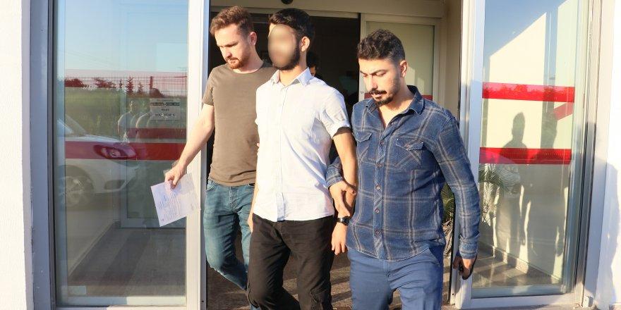 Adana'da terör operasyonu 4 kişi gözaltına alındı