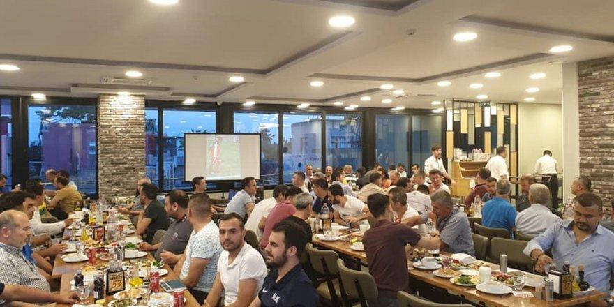 Kızıldağ Yaylası Köylerarası 8. Futbol Turnuvası'nın kuraları çekildi.