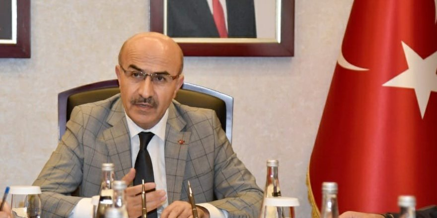 Vali Demirtaş: ''Adana'da kurulacak seranın yeri belirlendi''