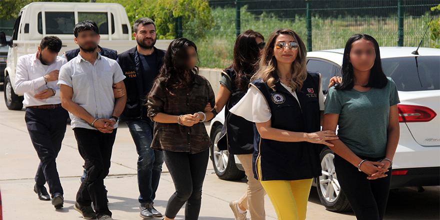 Eş zamanlı PKK operasyonu