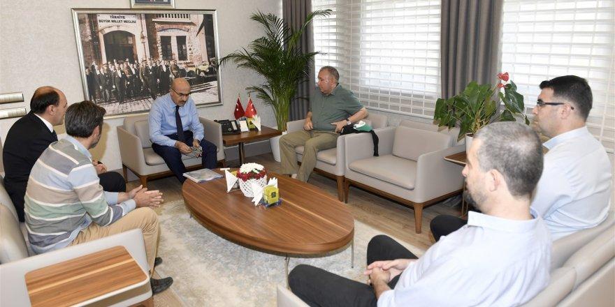 Vali Demirtaş'tan Tarım ve Gıda Teknolojileri Kongresi'ne tam destek