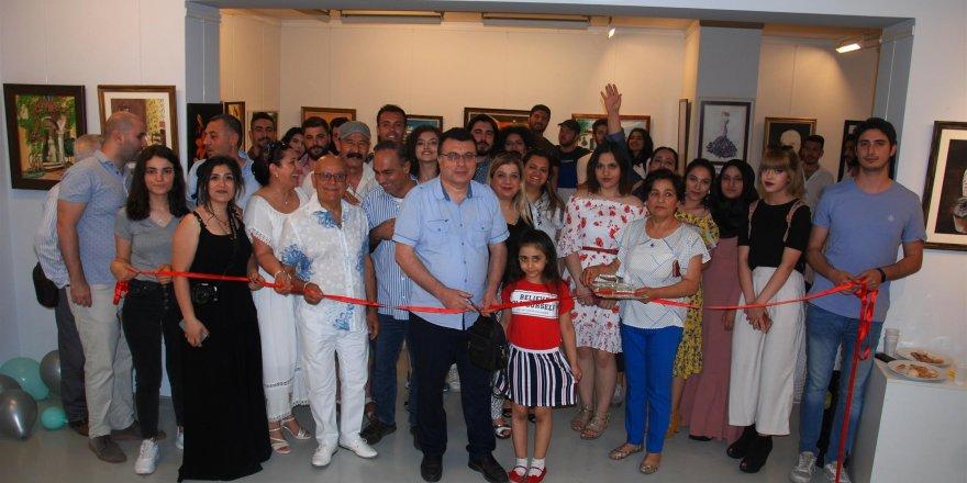 ''Geleneksel Dönem Sonu Sergisi'' açıldı