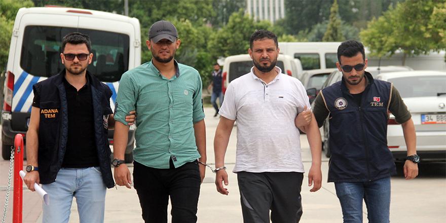 Bombalı eylem planladığı değerlendirilen iki DEAŞlı yakalandı