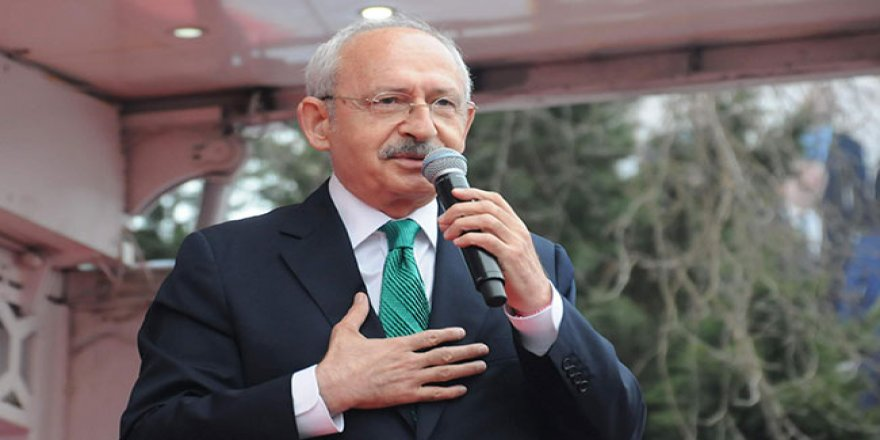 Kılıçdaroğlu: Eğer gazeteci rahat bir haber yapabiliyorsa orada demokrasi vardır