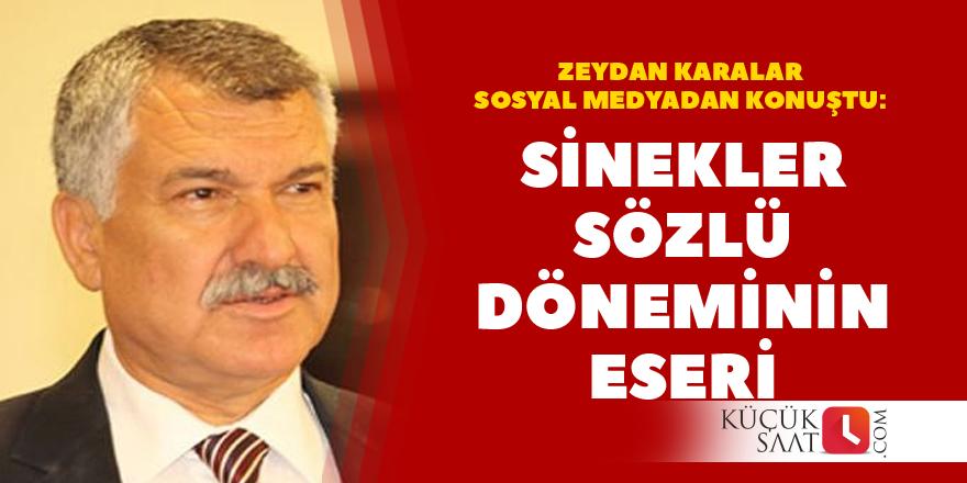 """""""Sinekler Sözlü döneminin eseri"""""""