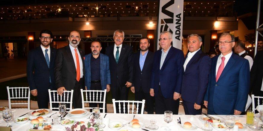 """Zeydan Karalar: """"Güçlü Adana için birlikte çalışacağız"""""""