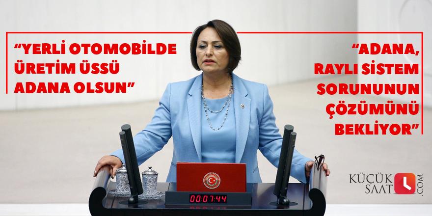 """""""Adana, raylı sistem sorununun çözümünü bekliyor"""""""