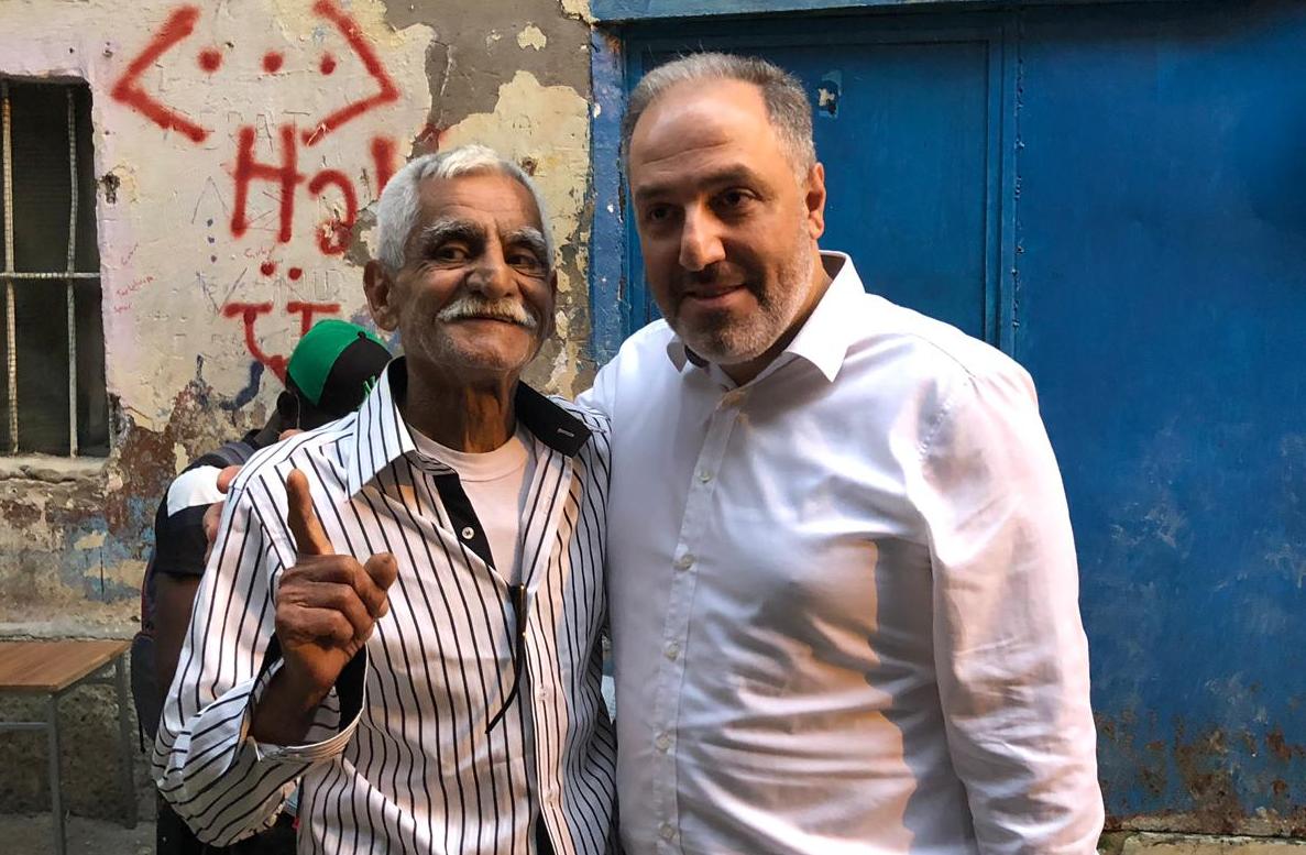 AK Partili Yeneroğlu'ndan Adanalı çıkışı