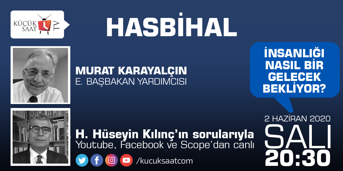 Murat Karayalçın, Küçüksaat TV'de!